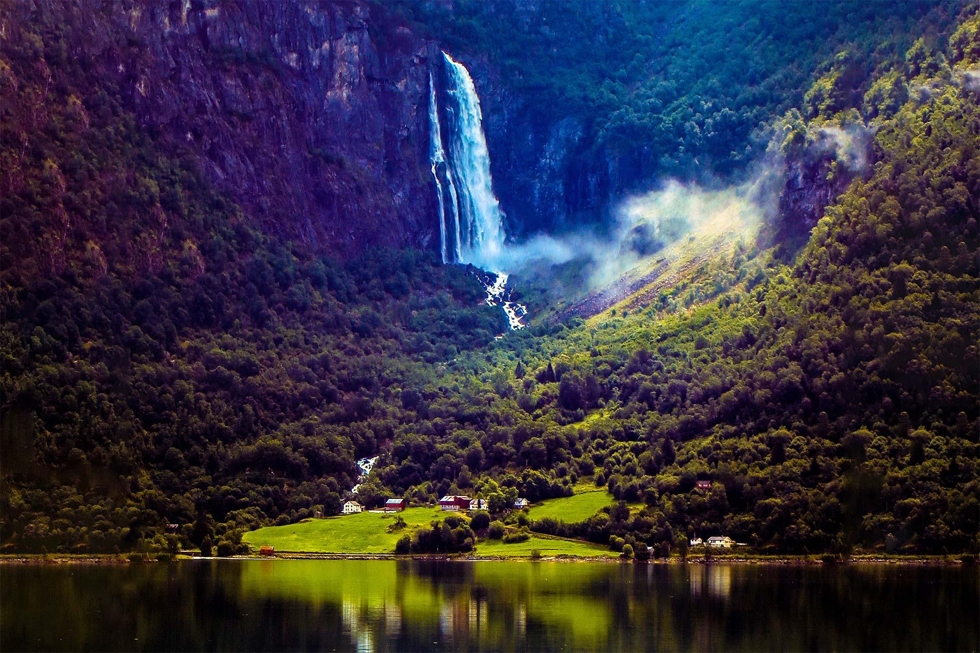 Skandinavien - Landschaftsfotografie- Blogbeitrag - Fotoreise durch Skandinavien