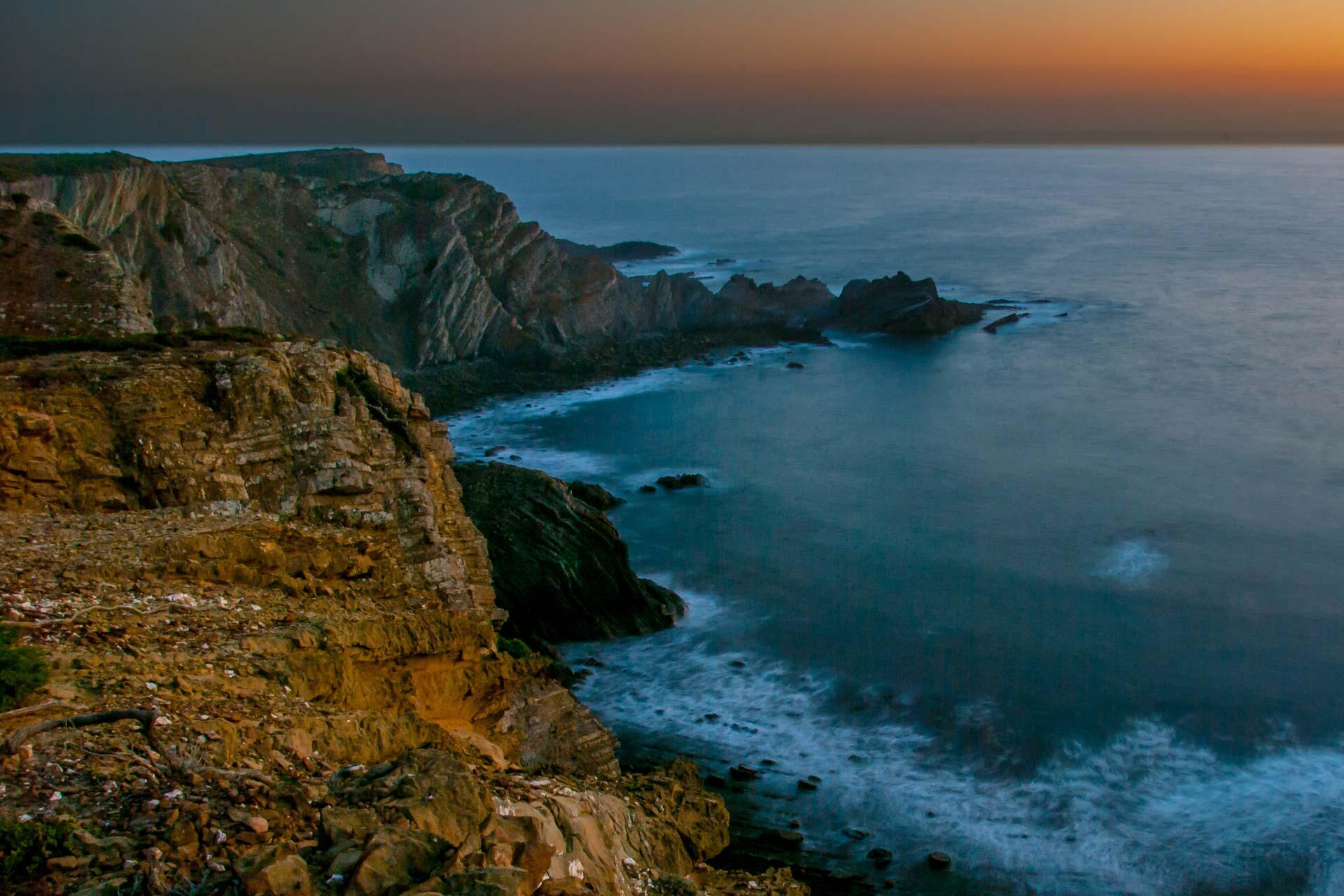 Landschaftsfotografie - Algarve Küste