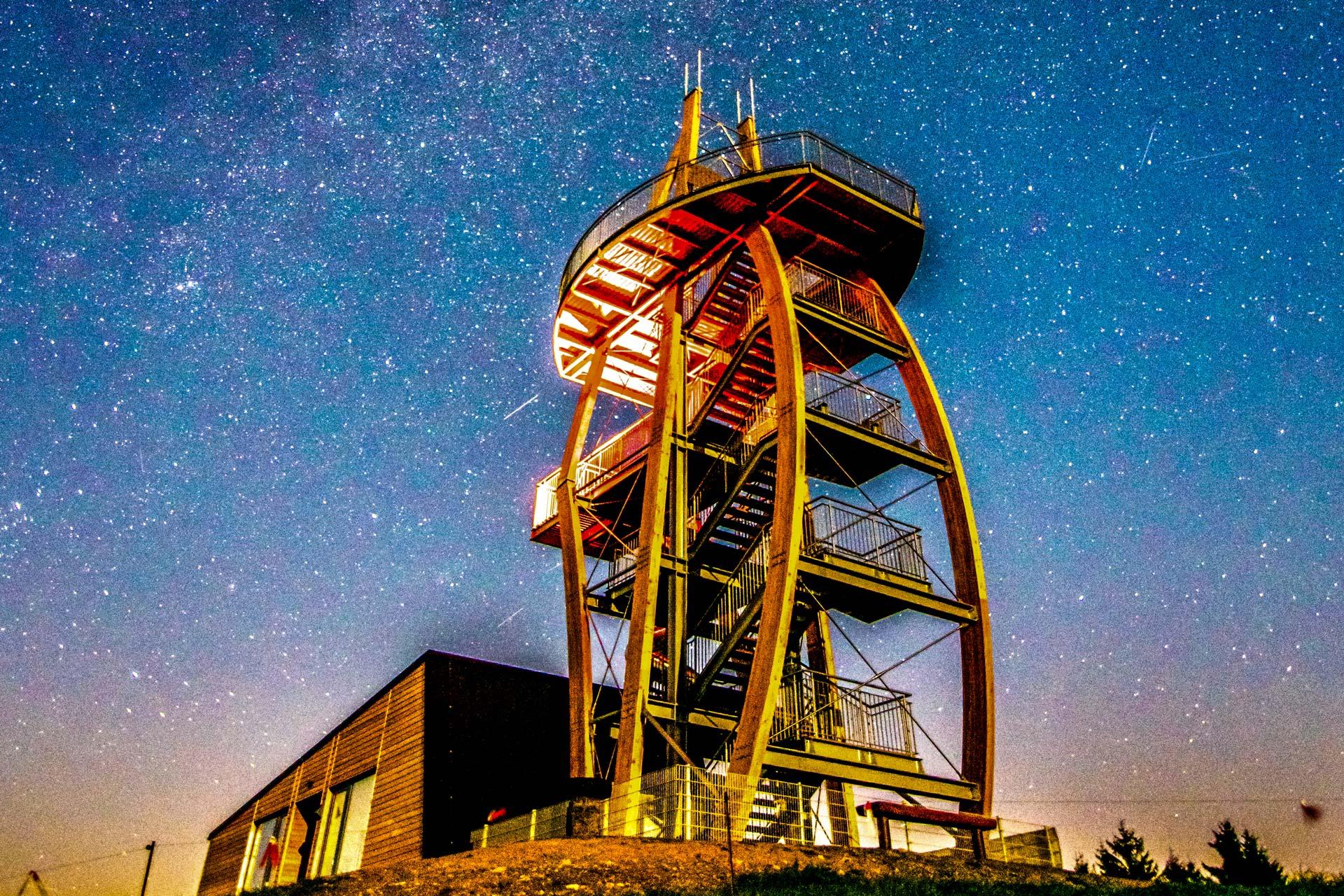 Nachtfotografie - Arche Noah