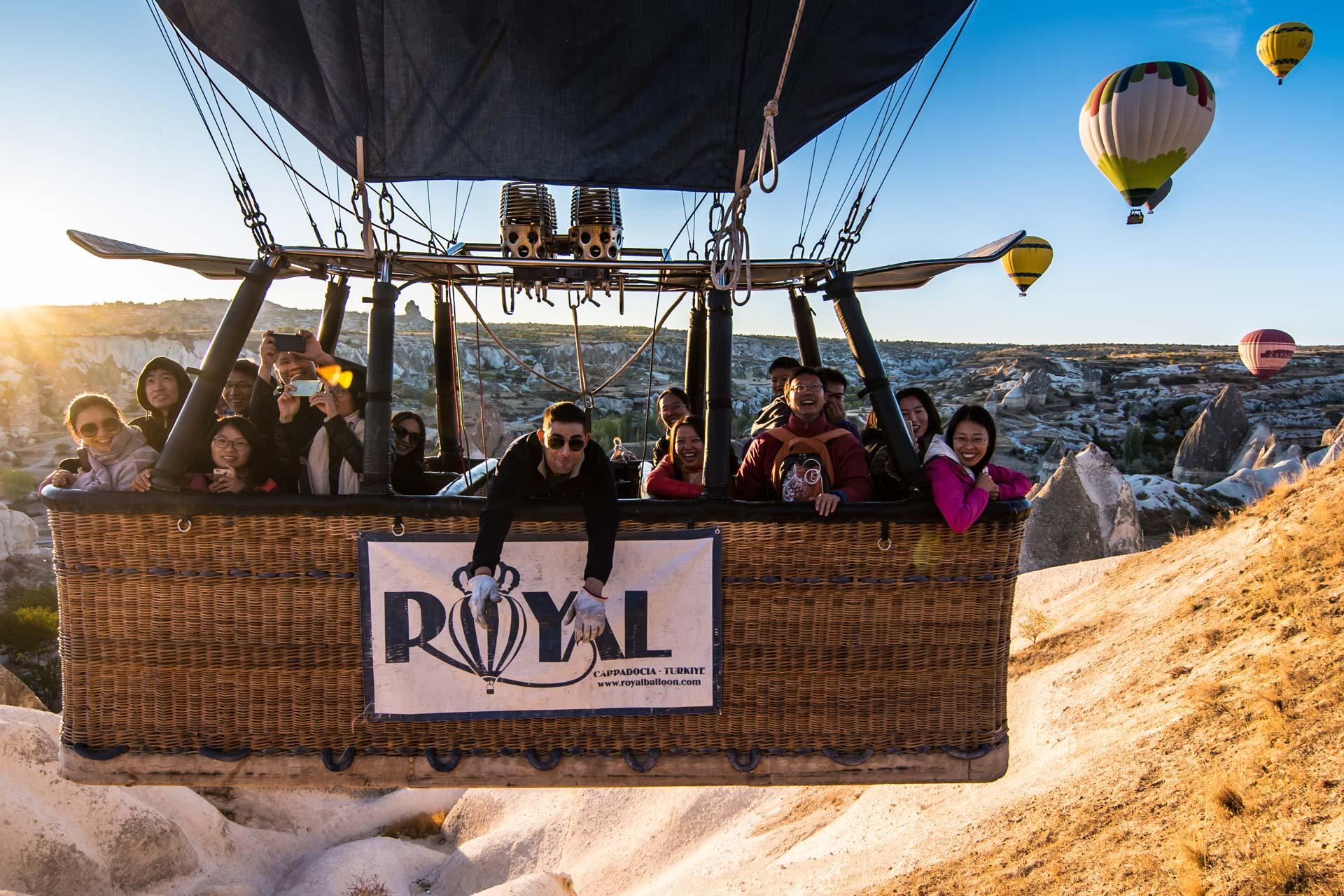 Eventfotografie - Foto einer Reisegruppe