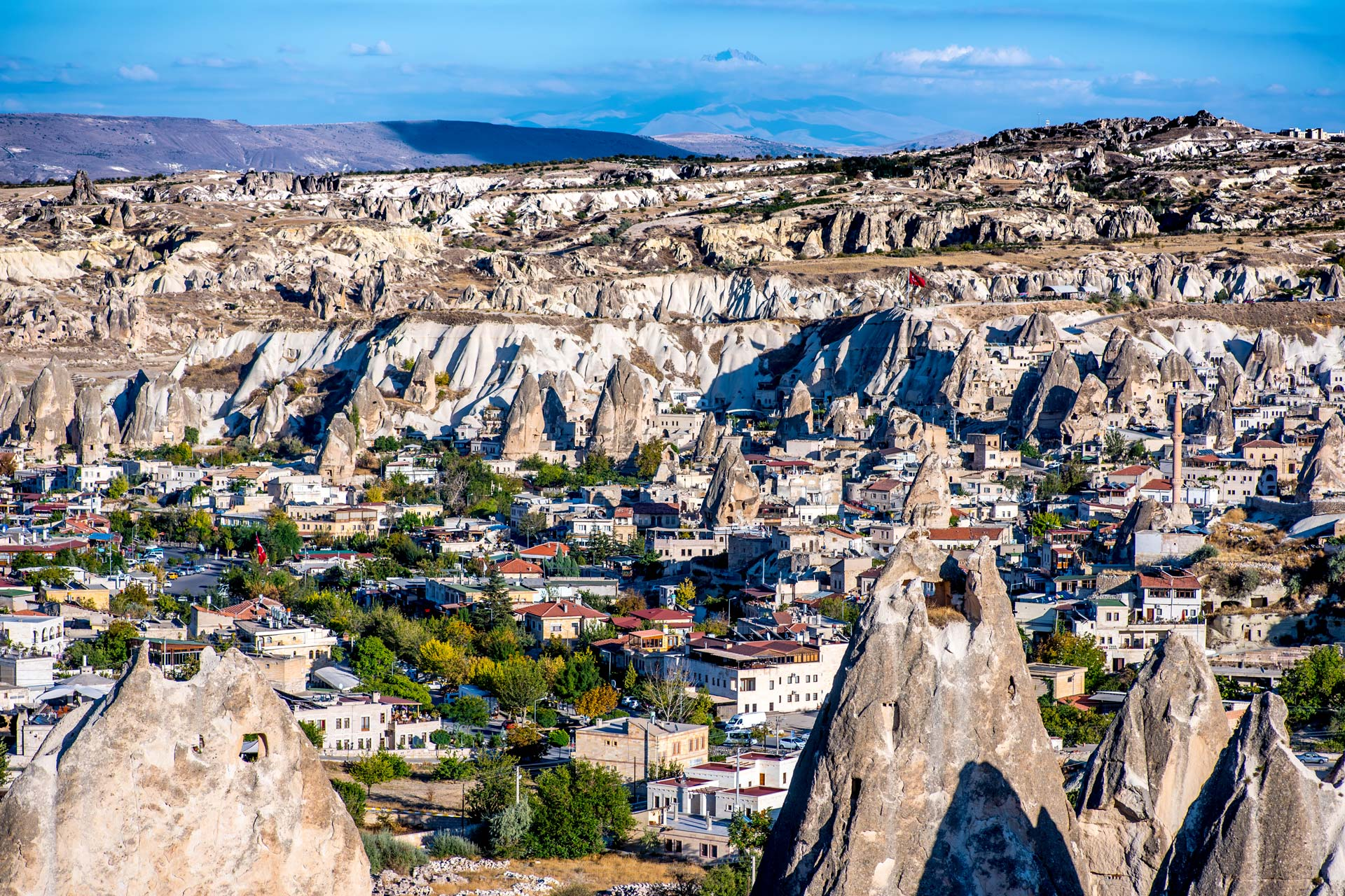 Reisefotografie - Göreme, Kappadokien, Türkei