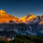 Landschaftsfotografie - Alpen