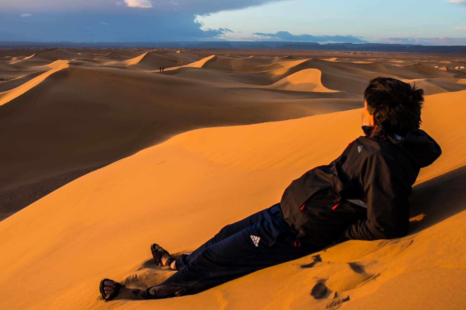 Marokko - Reisefotografie Sahara